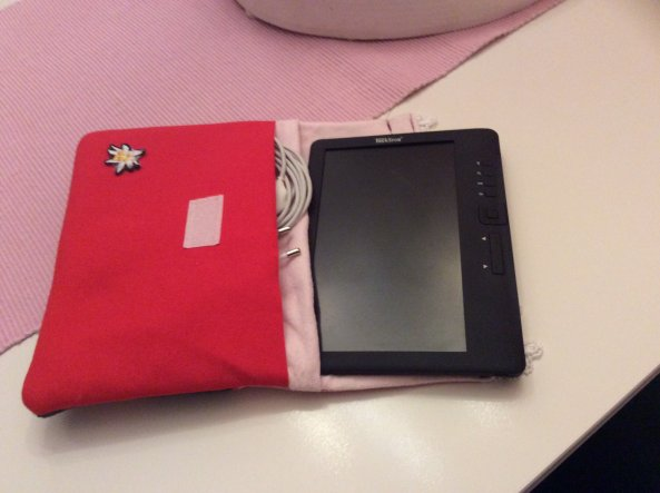 EBook Reader Tasche