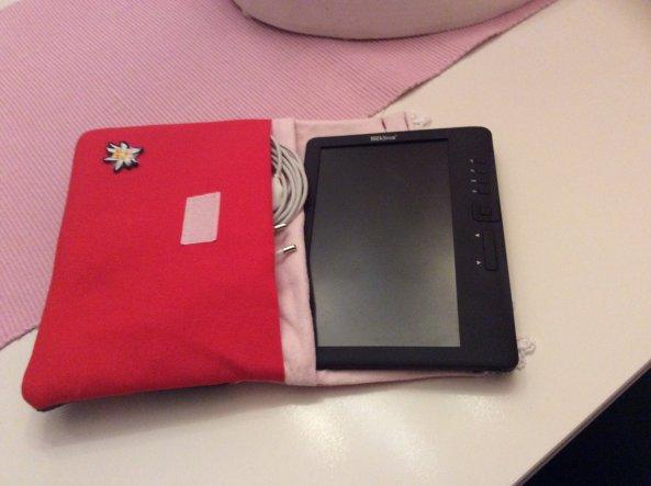 EBook Reader Tasche