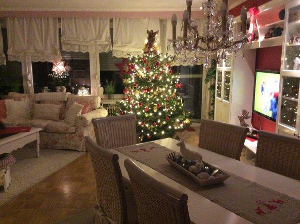 Diesjähriger Weihnachtsbaum