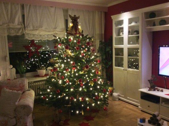 2015 Weihnachtsbaum