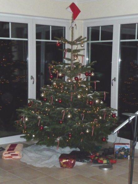 Weihnachtsdeko 'Erstes Weihnachten'