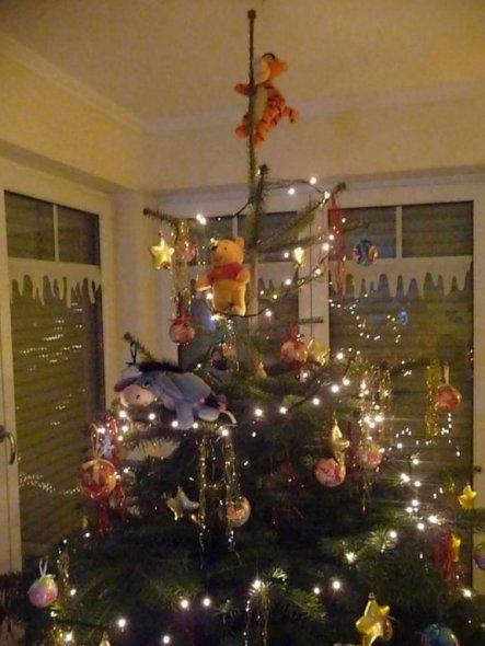 Weihnachtsdeko 'Weihnachten  2010 mit Kids'