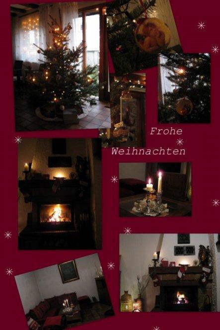 weihnachtsdeko 39 weihnachten 39 zu hause zimmerschau. Black Bedroom Furniture Sets. Home Design Ideas