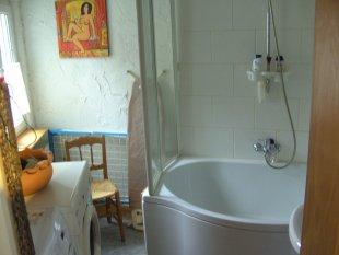 4,5 m² Badezimmer