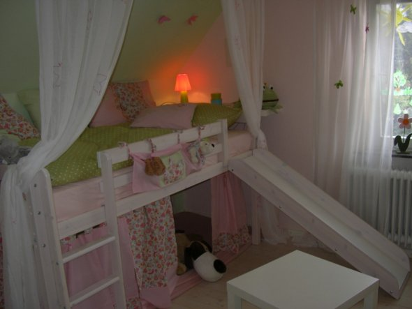 kinderzimmer 39 f r die kleine prinzessin 39 unser nest. Black Bedroom Furniture Sets. Home Design Ideas