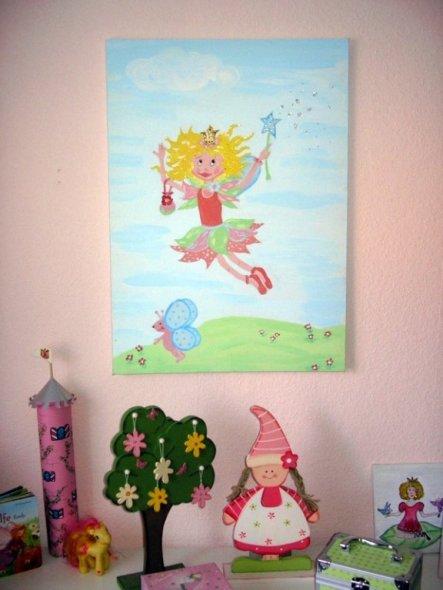Kinderzimmer 'Für die kleine Prinzessin'