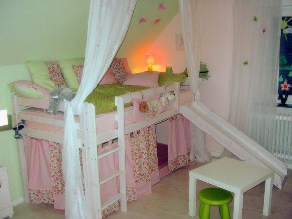 kinderzimmer 39 f r die kleine prinzessin 39 unser nest. Black Bedroom Furniture Sets. Home Design Ideas