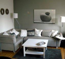 Wohnzimmer 'wohnzimmer' - Unser Nest - Zimmerschau Wohnideen Kleine Wohnzimmer