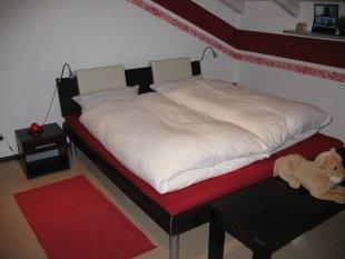 Wenge-Schlafzimmer