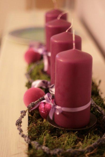 Weihnachtsdeko 'Deko-Weihnachten 2009/2010'