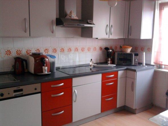 Küche 'unsere Wohnung'
