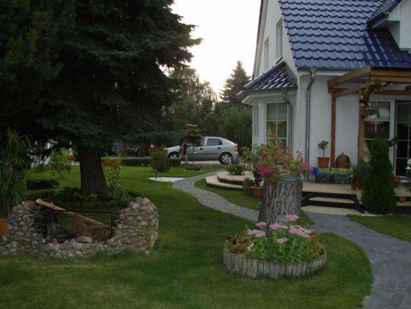 Hausfassade / Außenansichten 'Unser heim'