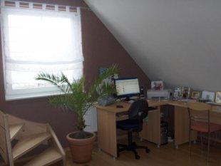Unser Arbeitszimmer