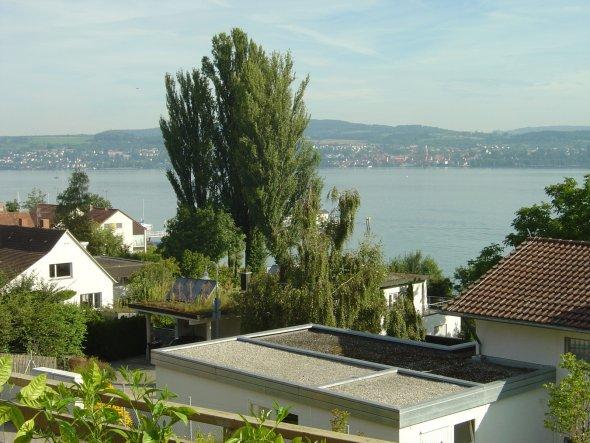 Hausfassade / Außenansichten 'Aussicht vom Wohnzimmer'