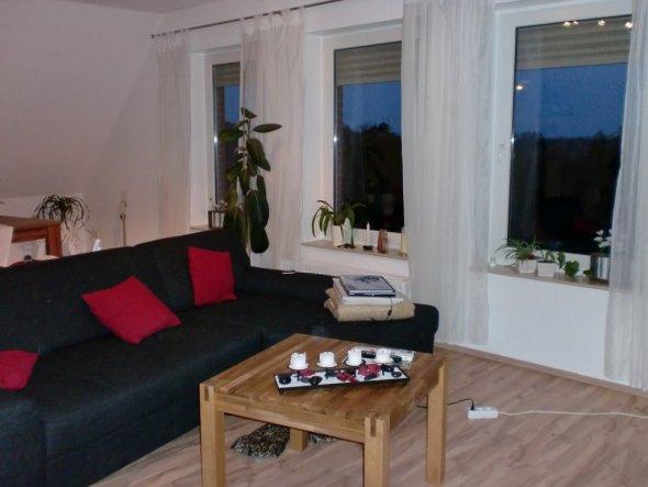 wohnzimmer 39 k che wohn und esszimmer 39 mein domizil zimmerschau. Black Bedroom Furniture Sets. Home Design Ideas