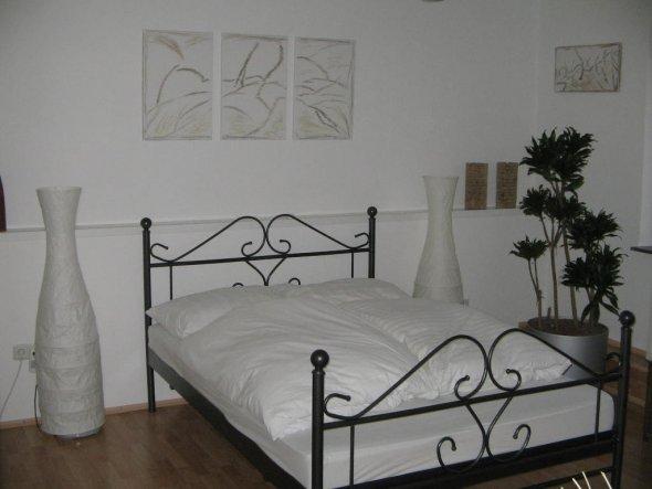 Schlafzimmer 'das Schlafzimmer'