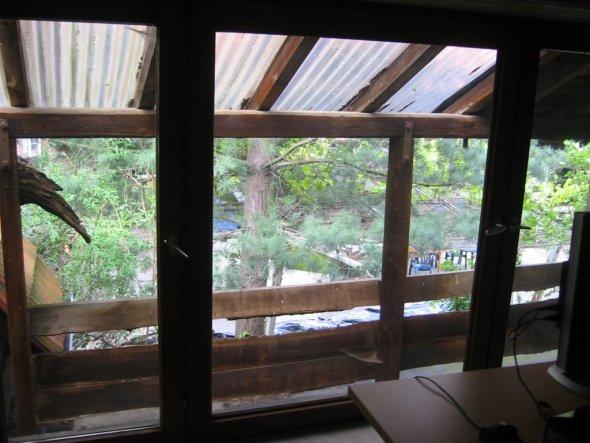 Terrasse / Balkon 'Wintergarten'
