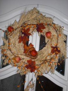 Herbstdeko 2009