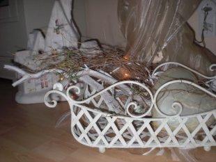 Weihnachten drinnen 2009