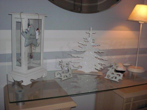 Weihnachtsdeko 'Weihnachten drinnen 2009'