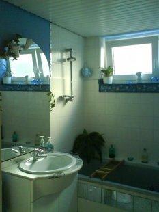 unser kleines Bad