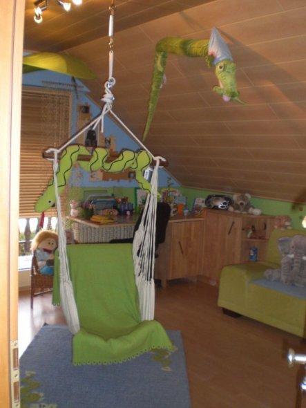 Kinderzimmer 'Dschungelbuch'
