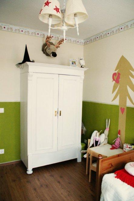 Kinderzimmer 'Im Zauberwald'