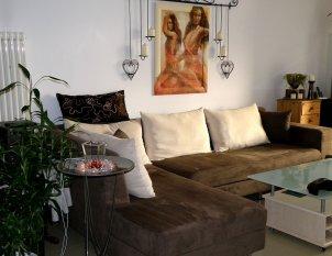 Alte Wohnung - Wohnzimmer