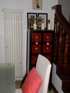 Alte Wohnung - Esszimmer