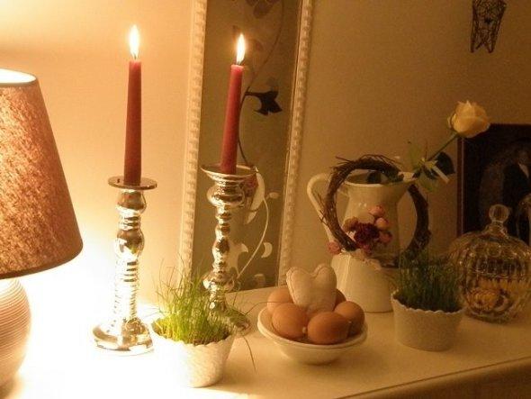 deko 39 deko blumen 39 my home zimmerschau. Black Bedroom Furniture Sets. Home Design Ideas