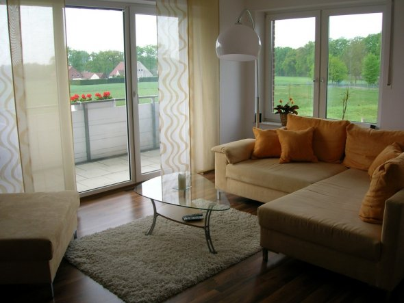 Wohnzimmer 'Unser Wohnbereich'