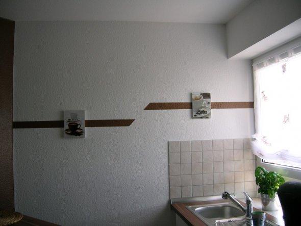 Wohnzimmer Braunes Schlafzimmer. Schlafzimmer 5 Wandfarben Ideen Streifen  Angenehm On Moderne .