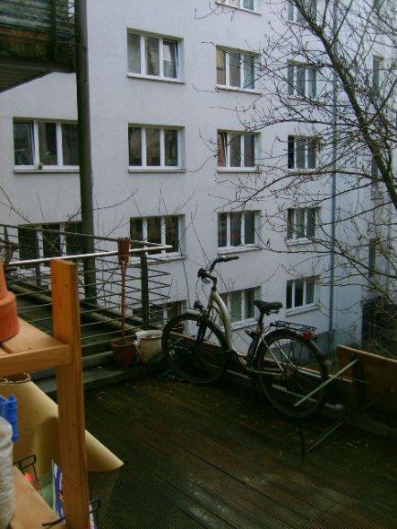 Terrasse / Balkon 'Dachterrasse '