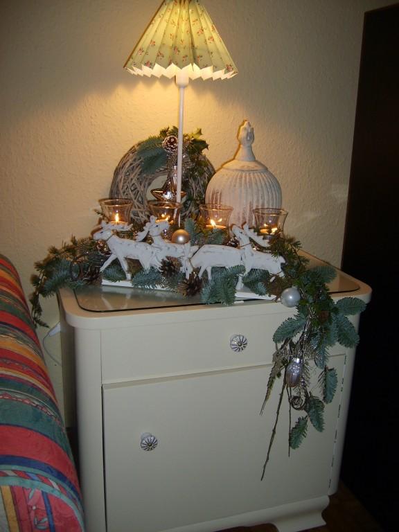 Weihnachtsdeko 39 weihnachten im wohnzimmer - Weihnachten wohnzimmer ...
