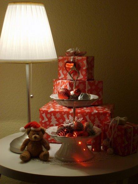 Weihnachtsdeko 'weihnachten 2010'