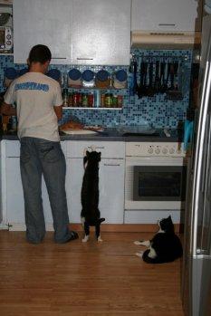 Retro 'Küche'