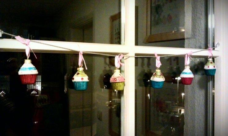 Weihnachtsdeko 'ein bißchen Weihnachten 2011'