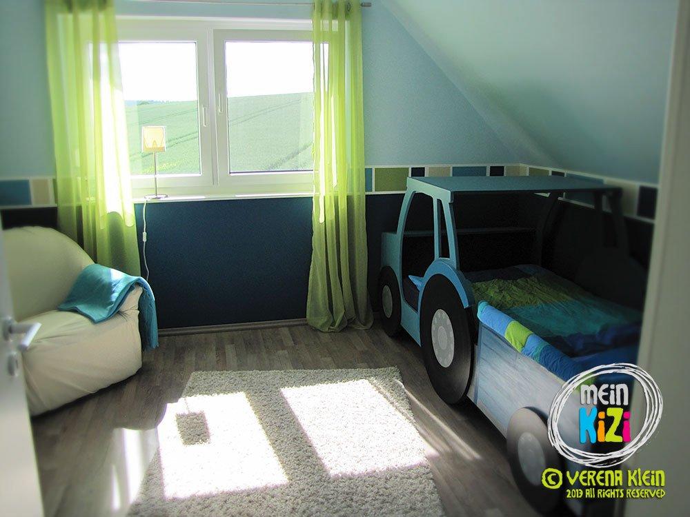 Kinderzimmer 39 traktor baustellenzimmer 39 meintraumhaus for Kinderzimmer 7 5 m2