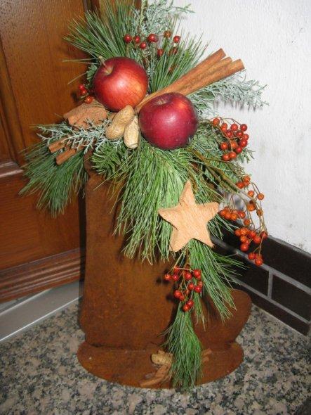 Weihnachtsdeko 'dezemberträume'