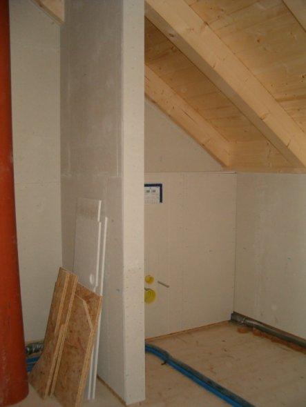 Wohnzimmer 'ROHBAU'