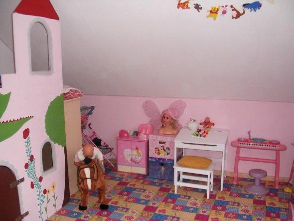 Kinderzimmer 'Das Reich unserer kleinen Prinzessin'