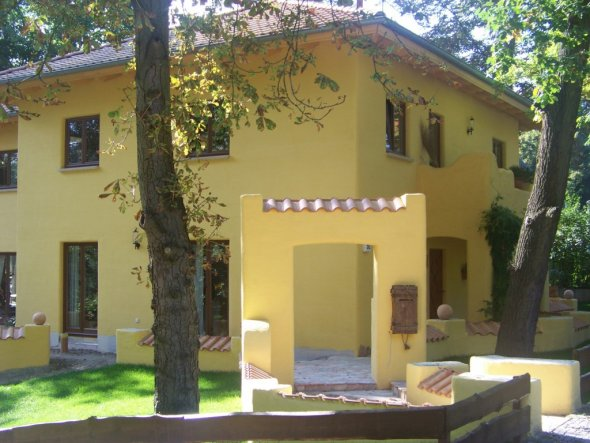 Hausfassade / Außenansichten 'meine Wohnfühloase'