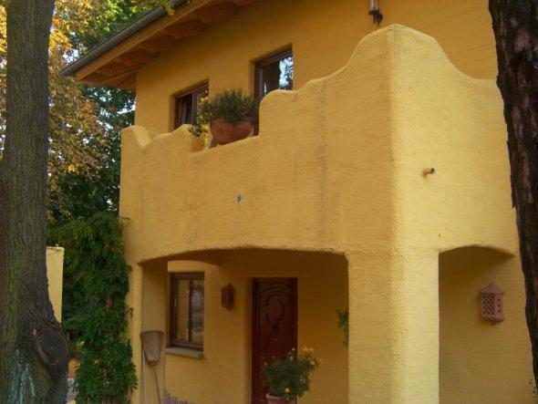 Hausfassade / Außenansichten 'Wohlfühloase'