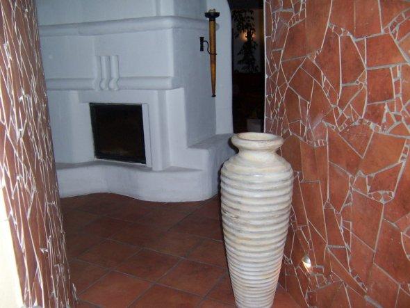 Wohnzimmer 'Durchgang Flur in das Wohnzimmer'
