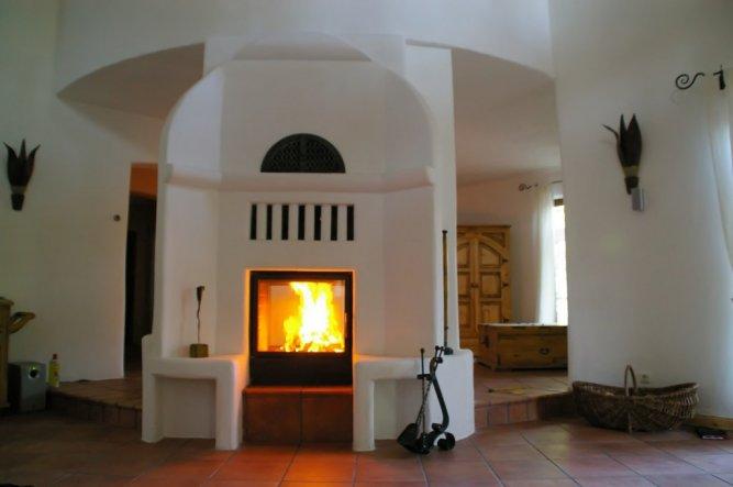 wohnzimmer kamin kaufen:Wohnzimmer 'Kamin im Wohnzimmer' – Villa Alessandria – Zimmerschau