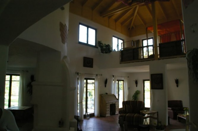 Wohnzimmer 'Blick in das Wohnzimmer'