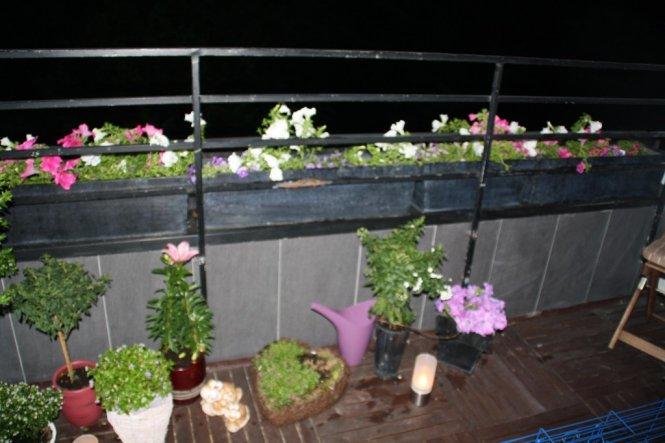 terrasse balkon 39 mein balkon 39 mein wohnzimmer zimmerschau. Black Bedroom Furniture Sets. Home Design Ideas