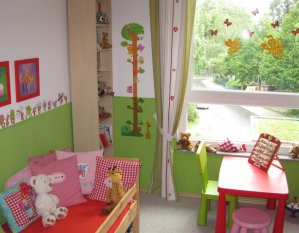 Kinderzimmer 'Nells Reich'