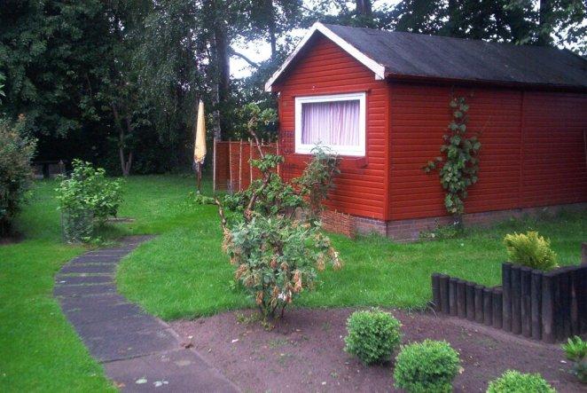 Garten 'Wochenendhäuschen'