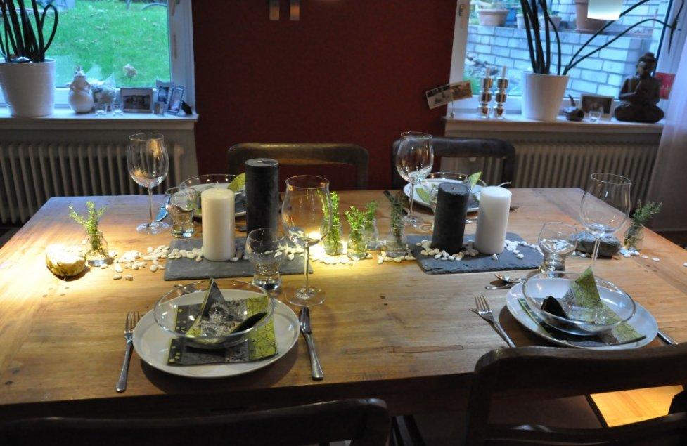 Gedeckter Tisch von kamane